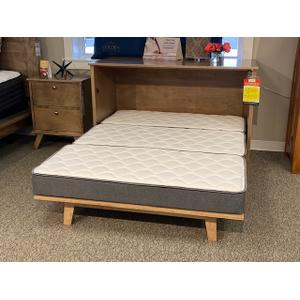 Amish Craftsman - Cube Bed Full Size