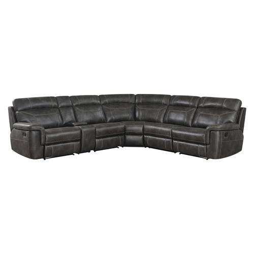 Klaussner - KLAUSSNER SILAS RECLINING SECTIONAL