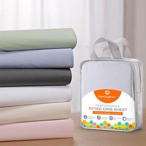 Dri-Tec Fitted Crib Sheet
