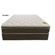 See Details - Durable Tuff Bedding Queen Mattress w/Box Springs