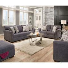 Sofa, Loveseat, and Chair - Pacific Steel Blue