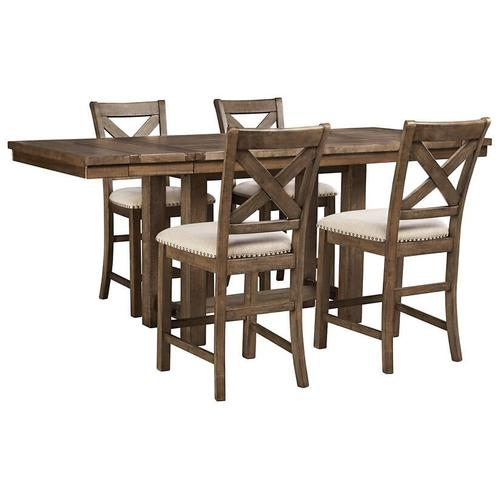 Moriville 5 Piece Dining Room Set