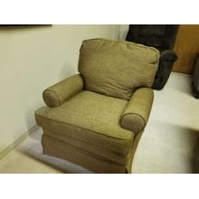 Product Image - Toasted Pecan Pushover Chair