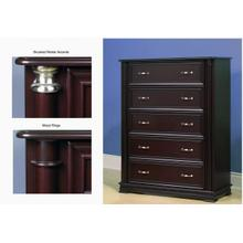 Amalfi Five Drawer Chest
