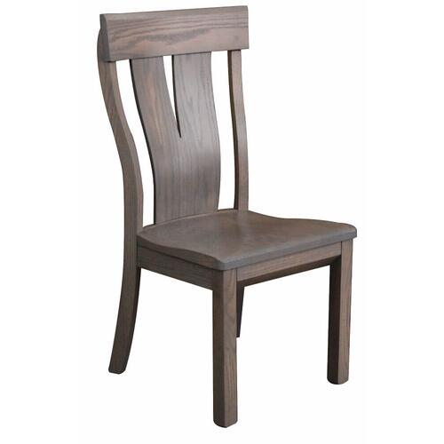 Amish Furniture - Mckay Side Chair
