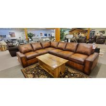 View Product - FLOOR MODEL USA MADE SECTIONAL
