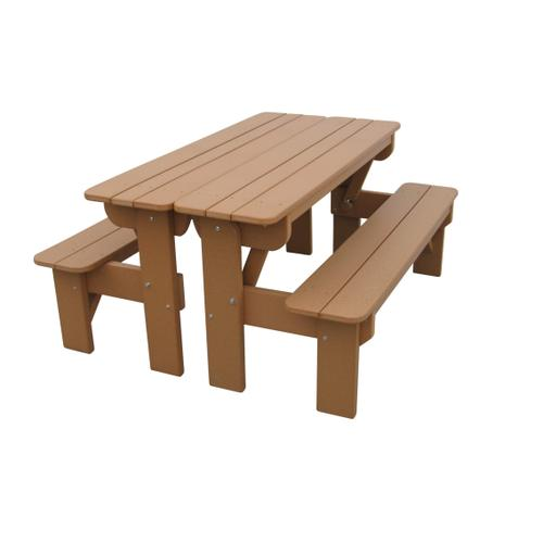 5' Table Benchs