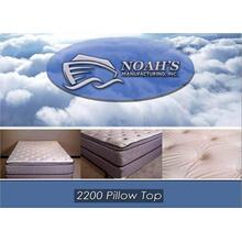Noah's - 2200 - Pillow Top