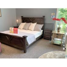 King Rustic Bedroom Set
