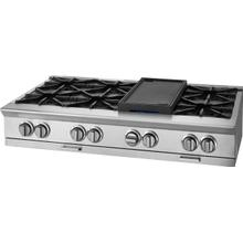 """See Details - 24"""" RANGETOP - ALL FRENCH TOP"""