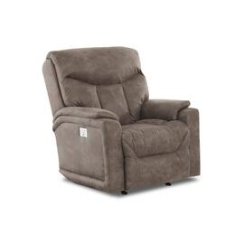 Bugatti Fabric Power Rocking Recliner