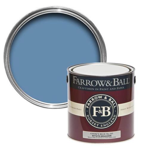 Farrow & Ball - Cook's Blue No.237