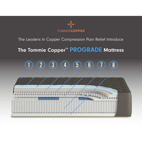 Symbol Mattress - Tommie Copper Prograde
