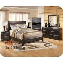 Ashley B276 Ellenton Bedroom set Houston Texas USA Aztec Furniture