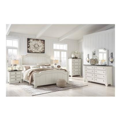 Nashbryn 4PC. Queen Bedroom Set