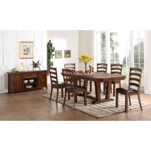 Lanesboro Dining Table and 6 Chairs