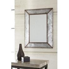 See Details - O'Tallay Galvanized Mirror