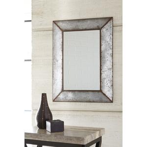 Gallery - O'Tallay Galvanized Mirror