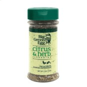 Big Green Egg Seasoning, Citrus & Herb