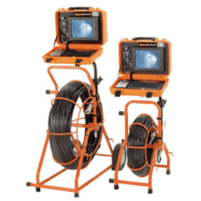 View Product - Sewer Camera and l Pipe Location Service