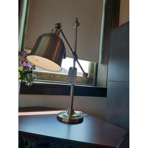 CLEARANCE Pharmacy Table Lamp