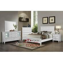Coaster Furniture 200221 Bedroom set Houston Texas USA Aztec Furniture