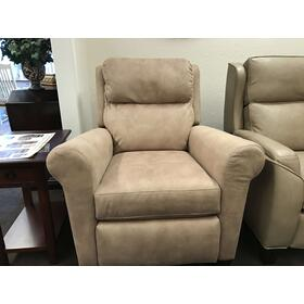 Abby High Leg Power Recliner with Power Headrest