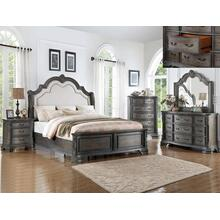 Queen Sheffield Grey Bedroom Group