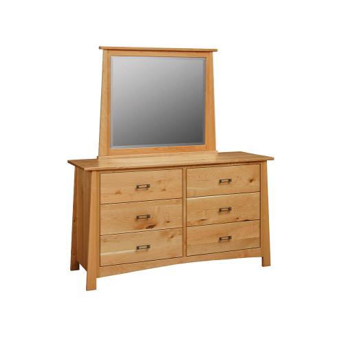 Craftmen - Dresser w/ Mirror