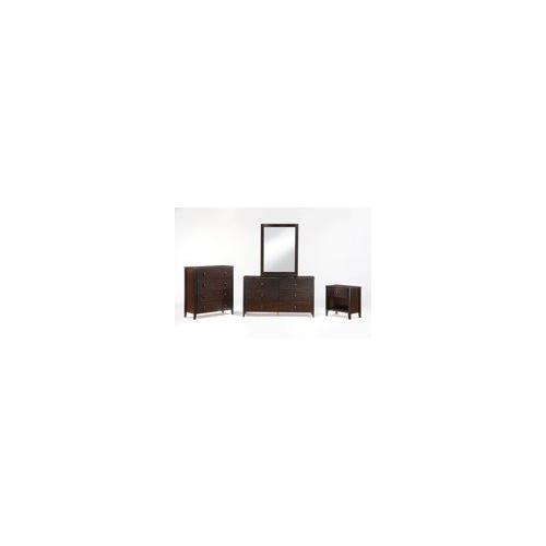 Night and Day Furniture - Zest 1 Drawer Night Stand