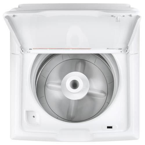 Hotpoint - Hotpoint® 3.8 cu. ft. Capacity Washer with Stainless Steel Basket