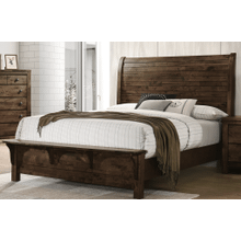 Blue Ridge 3-Piece Queen Size Bed