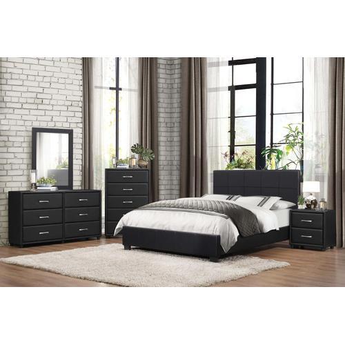 Lorenzi Full Bed Set
