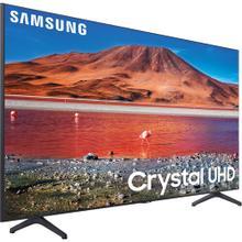 "See Details - SAMSUNG 70"" Class TU700D 4K Crystal UHD HDR Smart TV (2020)"