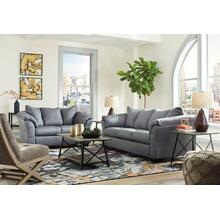 Darcy- Steel Sofa and Loveseat