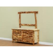 See Details - Rocky Mountain Dresser and Mirror