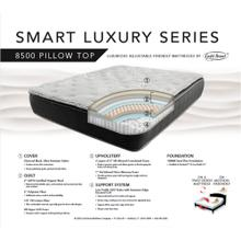 Smart Luxury Series - 8500 - Pillow Top