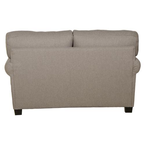 Jackson Furniture - Farmhouse Casual Loveseat Cement
