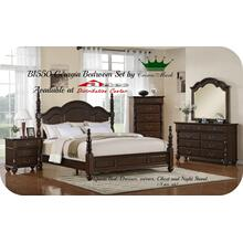 Crown Mark B1550 Georgia Bedroom Set Houston Texas USA Aztec Furniture