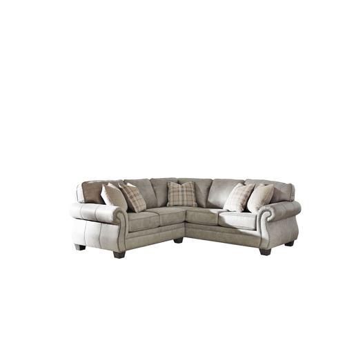 Ashley Furniture - Olsber Steel Sectional