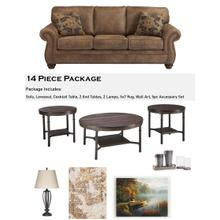 Larkinhurst 14 Piece Room Package