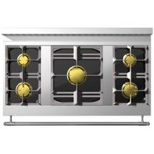 Chateau 120 (E1) - 2-Gas Burners - 1-Maxi Burner  - 2-Gas Burners
