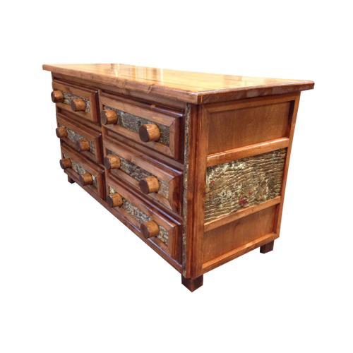 Ranch 6-Drawer Dresser