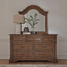 LIBERTY 685 BR31-BR51 Haven Hall Dresser & Mirror