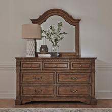 LIBERTY 685 BR31-BR51 Haven Hall Dresser & Mirror