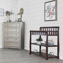New Ashton Changing Table- Espresso