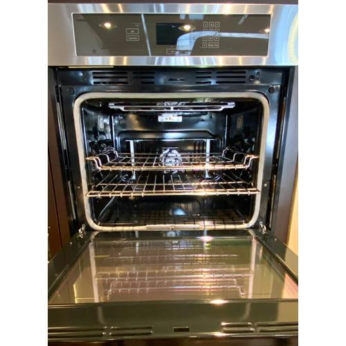 JennAir JJW2430WS    Stainless Steel Jenn-Air® Single Wall Oven with MultiMode® Convection, 30""
