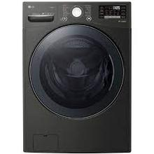 See Details - LG 4.5 cu.ft. Smart wi-fi Enabled Front Load Washer with TurboWash™ 360 Technology
