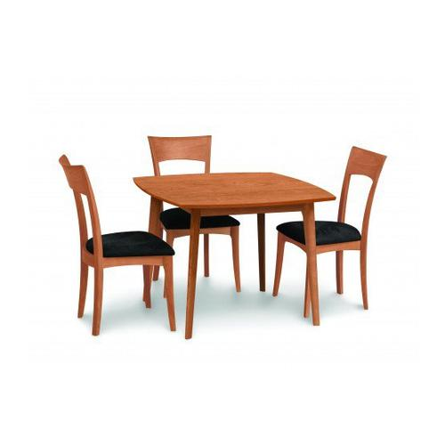 CATALINA SQUARE FIXED TOP TABLE IN CHERRY