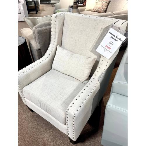 Elements - Whittier Westin Natural Accent Chair
